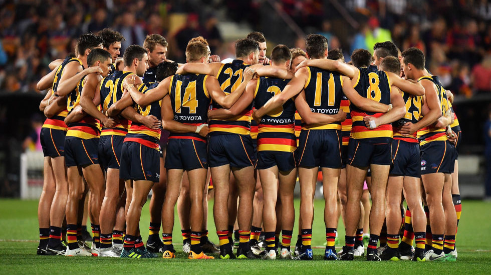 Crows have a pretty good grand final story to tell, too