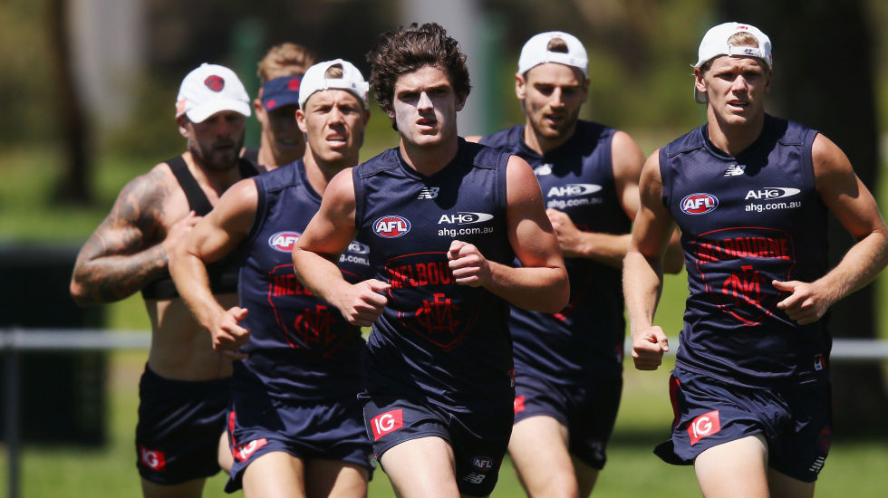Tale of the tape for your AFL team in 2018: Melbourne