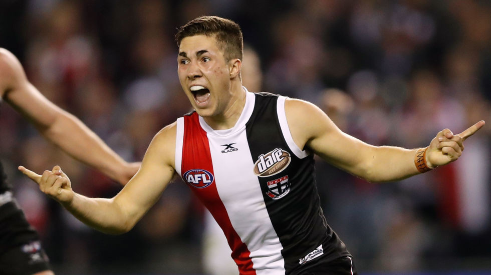 Tale of the tape for your AFL team in 2018: St Kilda