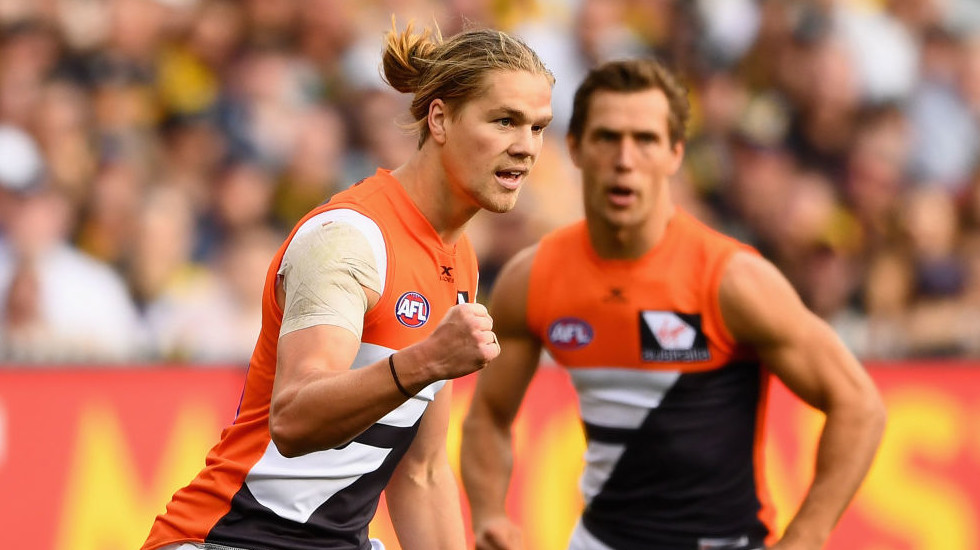 Tale of the tape for your AFL team in 2018: GWS Giants