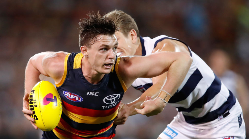 AFL still has some lessons to learn on player movement