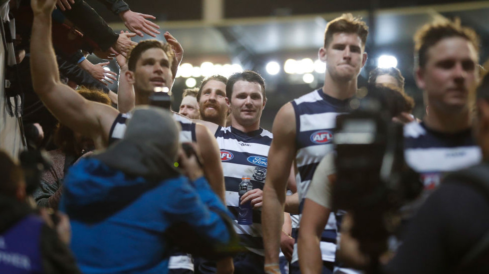 Tale of the tape for your AFL team in 2018: Geelong