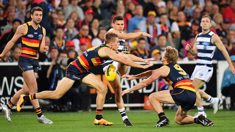 Match of the Day: A super start settles it for Adelaide