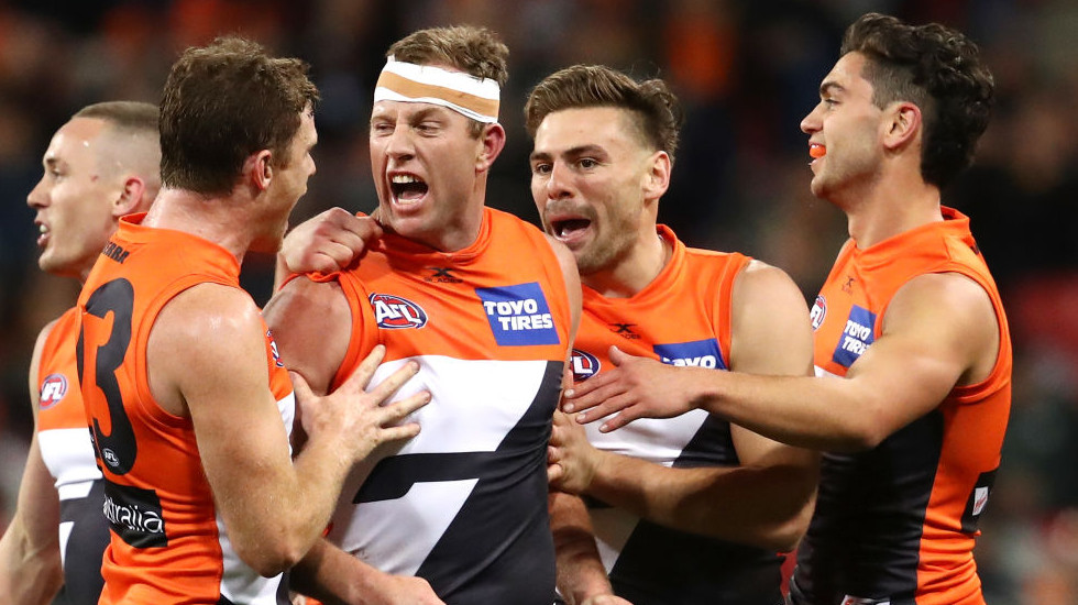 Match of the Day: A giant-sized performance from GWS