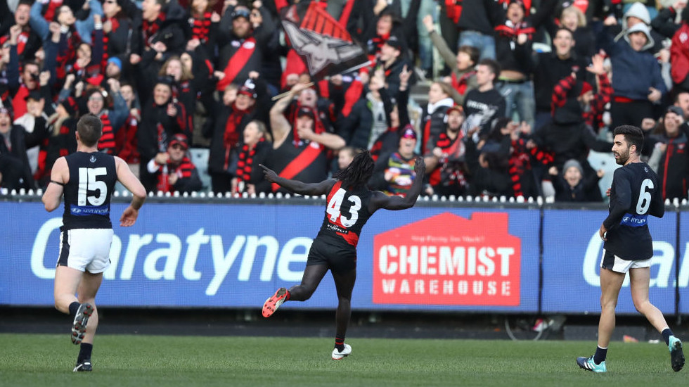 Tale of the tape for your AFL team in 2018: Essendon