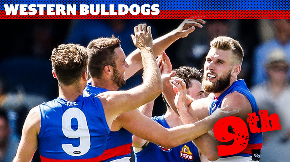 Footyology countdown: Time for the Bulldogs to bite back?