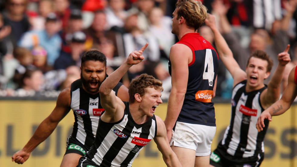 Tale of the tape for your AFL team in 2018: Collingwood