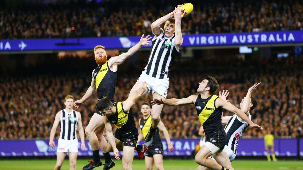 Collingwood looks overseas again to boost playing stocks