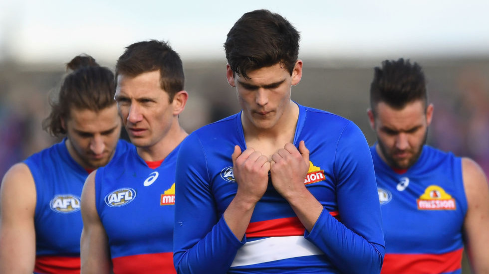 Tale of the tape for your AFL team in 2018: Western Bulldogs