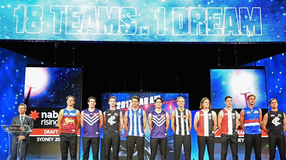 Bede Briscomb rates your club's AFL draft performance