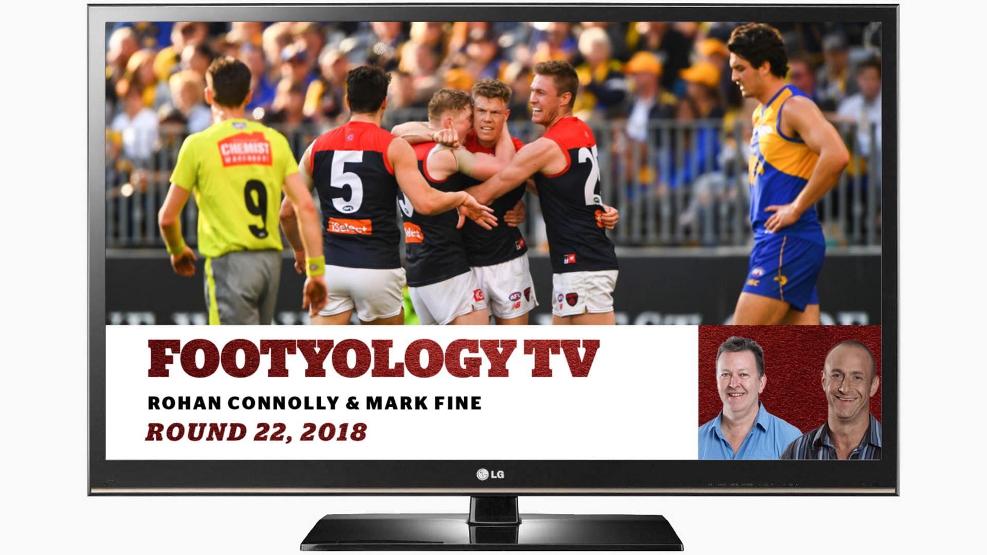 Footyology TV - Monday 20th August 2018