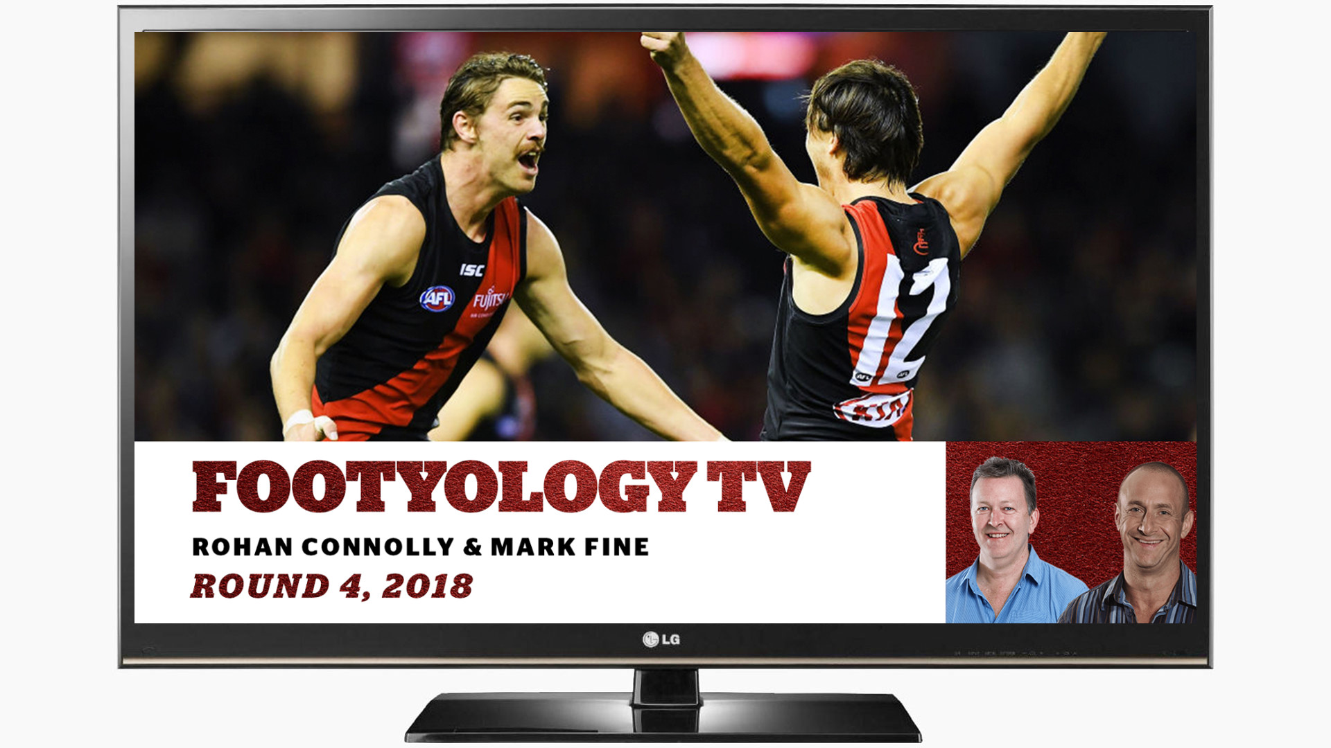 Footyology TV - Sunday 15th April 2018