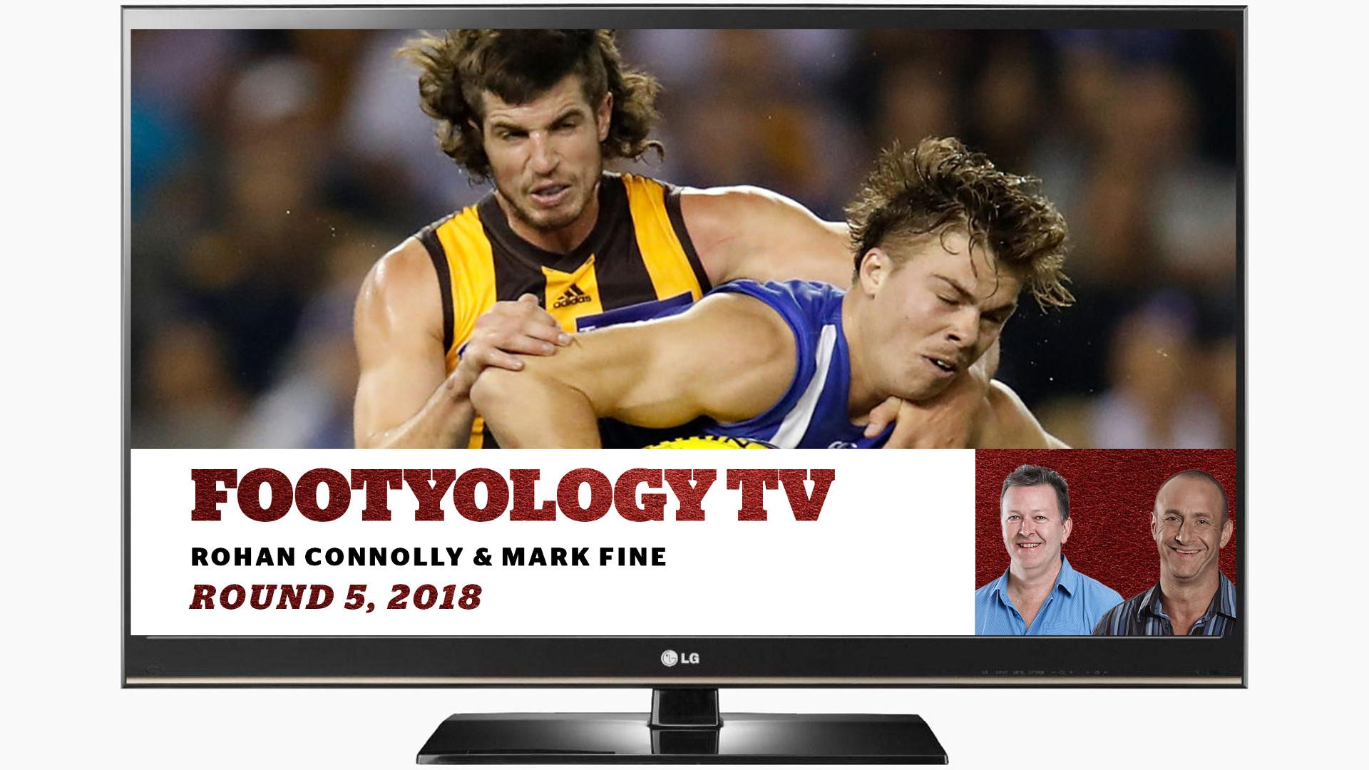 Footyology TV - Sunday 22nd April 2018