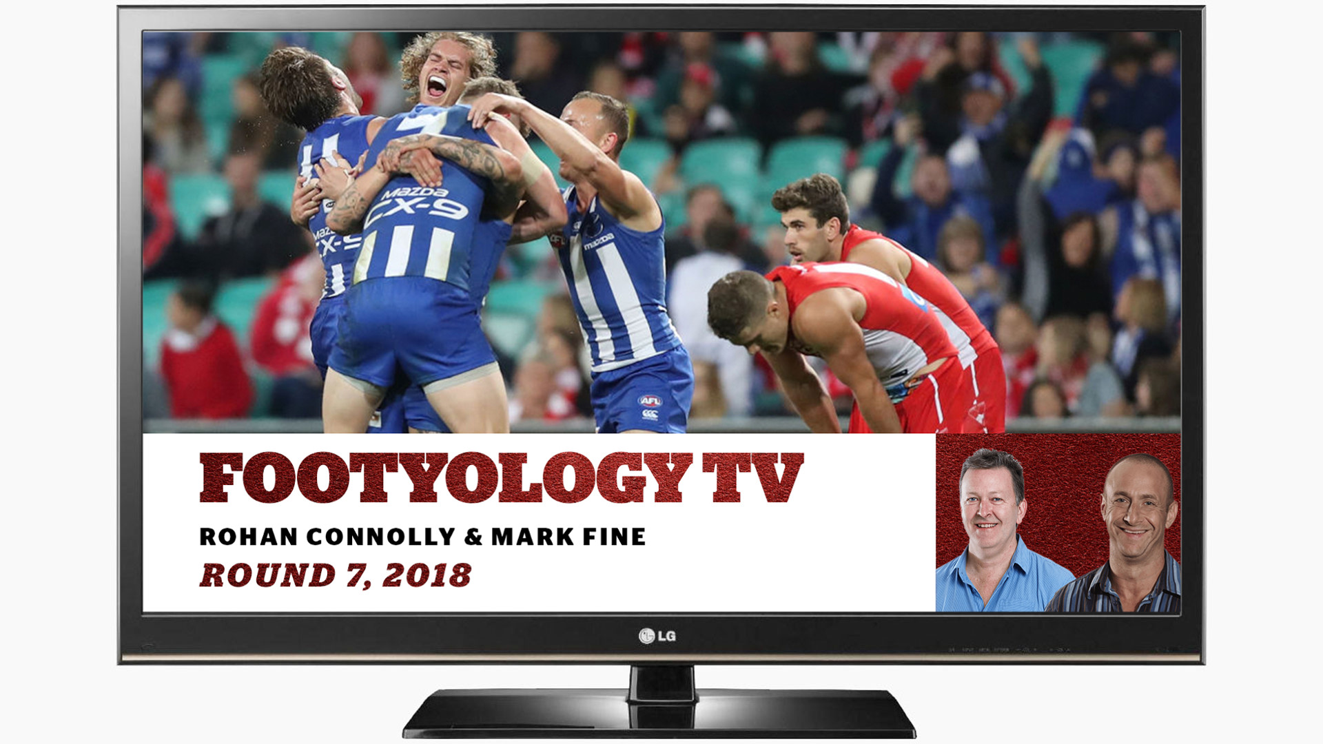Footyology TV - Monday 7th May 2018
