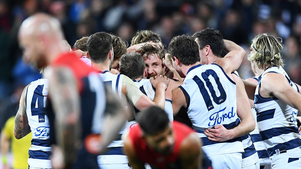 Cats win a classic as Tuohy finds the target after final siren