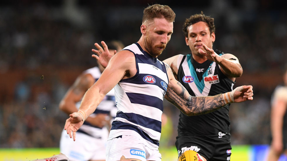 Match of the Day: Geelong grinds out a win full of grit
