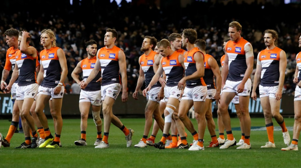 666 - The numbers of a beastly dilemma for GWS Giants