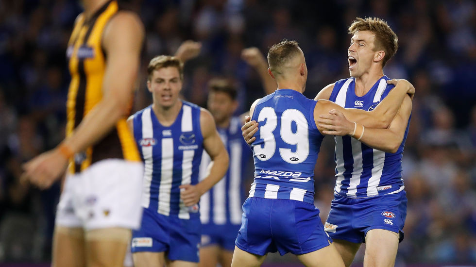 Roos have routine of dishing it out to doubters down pat