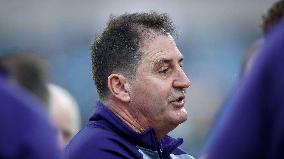 Lyon's coaching legacy is taking a hit as Fremantle falters