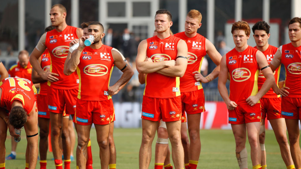 Tale of the tape for your AFL team in 2018: Gold Coast