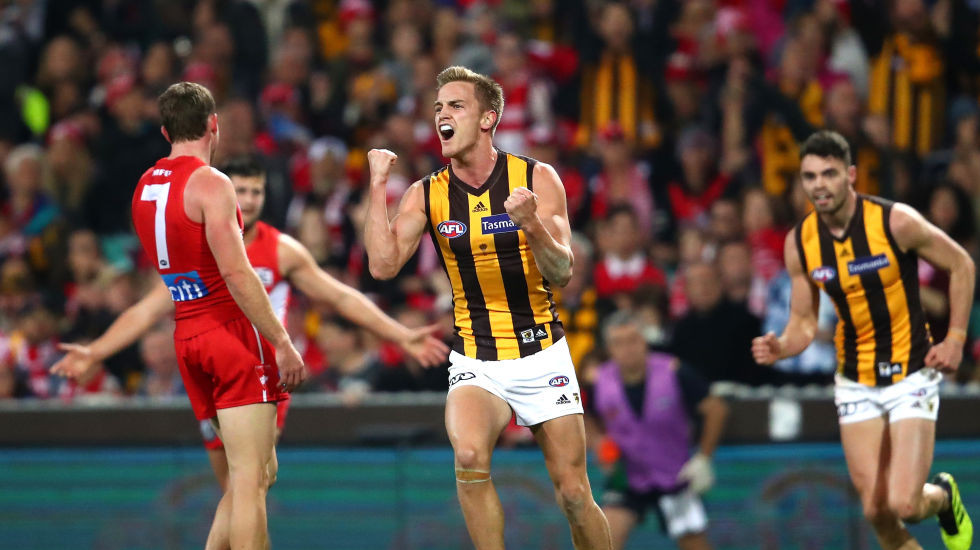 Match Of The Day: Double the finals fun for top four Hawks